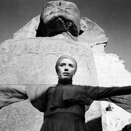 Marianne Faithfull in Lucifer Rising 1970