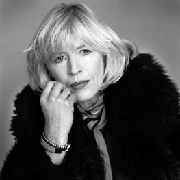 Marianne Faithfull by Luke Foreman 1998