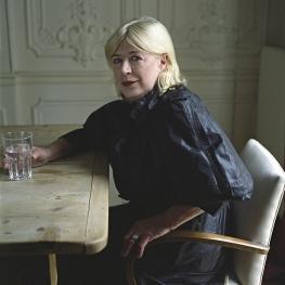 Marianne Faithfull by Magali Delporte 2012