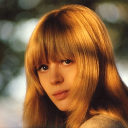 Marianne Faithfull by Malcom Lewis October 65