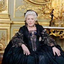Marianne Faithfull in Marie Antoinette 2006