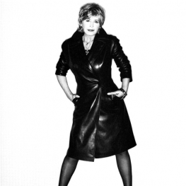 Marianne Faithfull by Mattias Vriens 2004