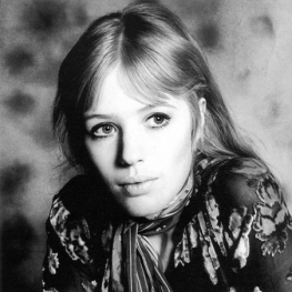 Marianne Faithfull by Michael Cooper 1967
