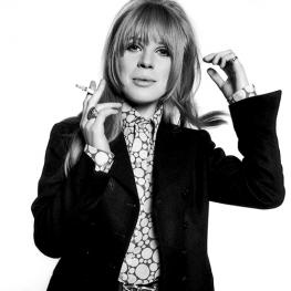 Marianne Faithfull by Michael Cooper 1967