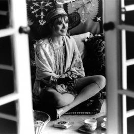 Marianne Faithfull by Michael Ward 1967