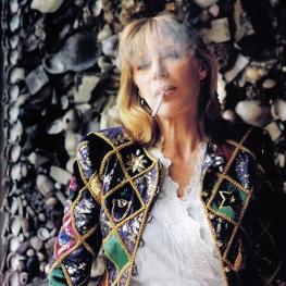 Marianne Faithfull by Michael Woolley 1993