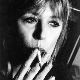 Marianne Faithfull by Nina Siber 1997