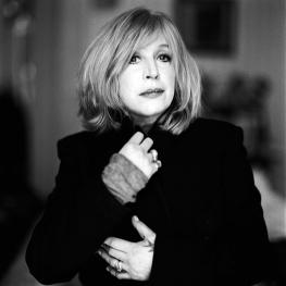 Marianne Faithfull by Patrick Swirc 2005