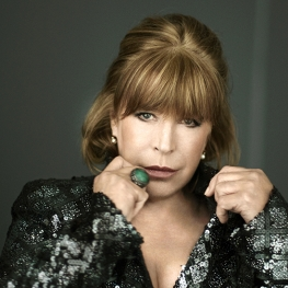 Marianne Faithfull by Patrick Swirc 2011