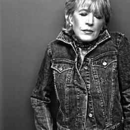Marianne Faithfully by Peter Lindberg 2002