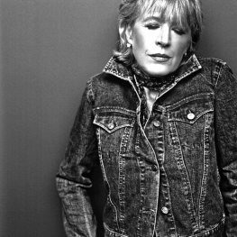 Marianne Faithfully by Peter Lindberg 2002