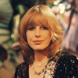 Marianne Faithfull by Pieter Mazel, 1976