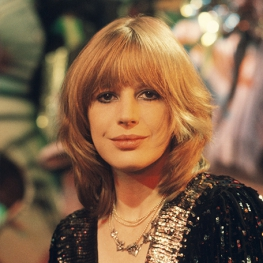 Marianne Faithfull by Pieter Mazel, 1976