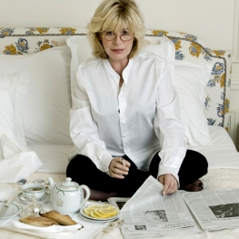 Marianne Faithfull by Regine Mahaux 2007