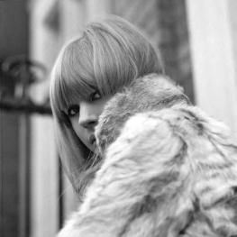 Marianne Faithfull by Rob Bosboom 1966