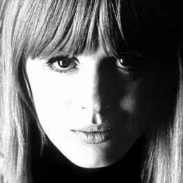 Marianne Faithfull by Robert Freeman 1965