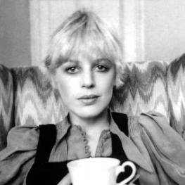 Marianne Faithfull by Robert Mapplethorpe 1974