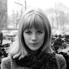Marianne Faithfull by Roger Kasparian 1964