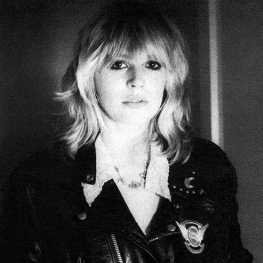 Marianne Faithfull by Scott Heiser 1980