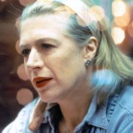 Marianne Faithfull in Shopping 1994