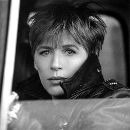 Marianne Faithfull by Steven Meisel 1989