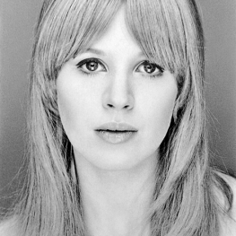 Marianne Faithfull by Terence Donovan 1966