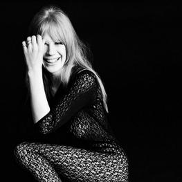 Marianne Faithfull by Terry O'Neill 1967