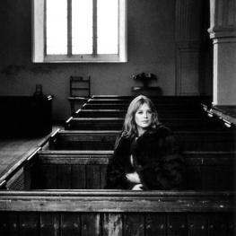 Marianne Faithfull by Terry O'Neill 1973