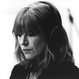 Marianne Faithfull recording The Chieftains' Long Black Veil 1995