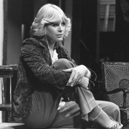 Marianne Faithfull in The Rainmaker 1975