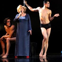 Marianne Faithfull in The Seven Deadly Sins 2012