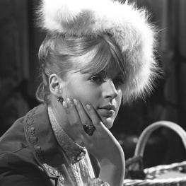 Marianne Faithfull in The Stronger 1971