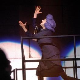 Marianne Faithfull in The Wall