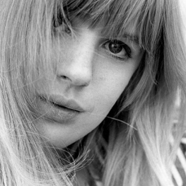 Marianne Faithfull by Tony Gale 1964