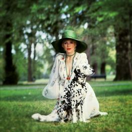 Marianne Faithfull by Torbjörn Calvero 1975