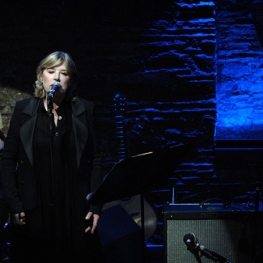 Marianne Faithfull Live in Istanbul by Uğur Bektaş 2008