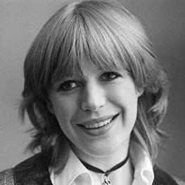 Marianne Faithfull in London, February 1978 2