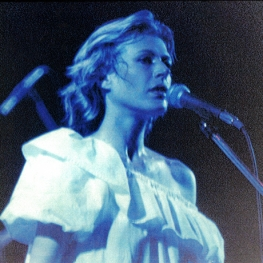 Marianne Faithfull at Olympia 1982