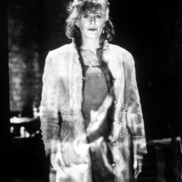 Marianne Faithfull in When Pigs Fly 1993