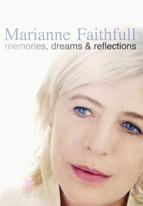 Marianne's second volume of autobiography 'Memories, dreams and Reflections'.