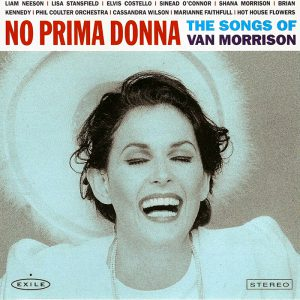 Cover artwork for No Prima Donna: The Songs of Van Morrison