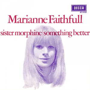 """7"""" of Sister Morphine / Something Better from Holland"""