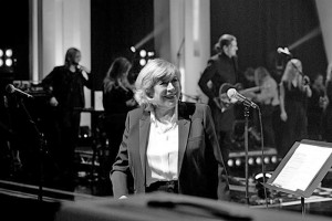 Marianne performing on Later with Jools Holland 2014