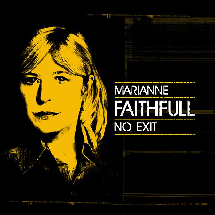 Marianne Faithfull - No Exit - web
