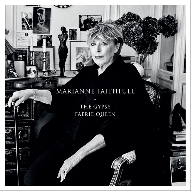 Download new single 'The Gypsy Faerie Queen' | Marianne
